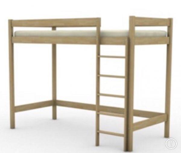 Кровать чердак Эконом